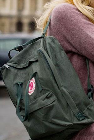 Sırt çantaları ve öğrenci kombinleri - Trendyol çanta hırka ve atkı