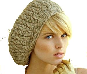 kadın şapkası ve bere modelleri