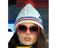 2012-2013 kış sezonu bayan şapka ve bere modelleri
